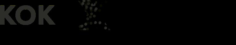 Yava - Kok Experience logo - zwart