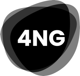 Yava - 4NG logo - zwart