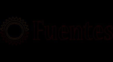 Yava - Fuentes logo - zwart